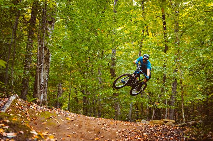 Mont Sainte Anne Bike Park - Quebec